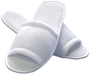 HYGONORM Chaussons jetables CLASSIC, ouvert, blanc