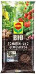 COMPO BIO Tomaten- und Gemüseerde torffrei, 40 Liter