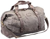 PRIDE&SOUL Sac de voyage 'TONIGHT', gris / marron
