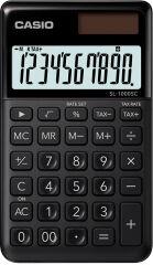 CASIO Calculatrice SL-1000 SC-GD, alimentation solaire/pile