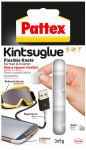 Pattex Pâte à réparer flexible Kintsuglue, blister, blanc