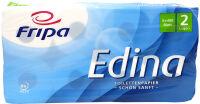 Fripa Papier hygiénique Edina, 2 couches, extra blanc