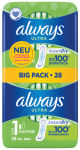 always ultra Serviette Normal, pack promo 30, taille 1