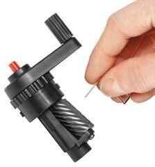WESTCOTT Machine à tailler, manuelle, 1 trou, noir