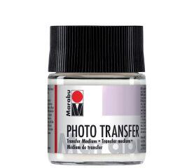 Marabu Médium pour photo transfert 'PHOTO TRANSFER', 50 ml