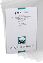 SCHÖLLERSHAMMER Bloc papier calque, A4, 90 g/m2