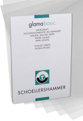 SCHÖLLERSHAMMER Bloc papier calque, A3, 90 g/m2