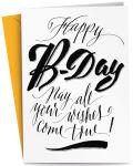 RÖMERTURM Carte d'anniversaire / de voeux 'Habby B-Day'
