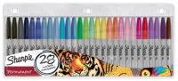 Sharpie Marqueur permanent FINE, BIG PACK de 28 'Lion'