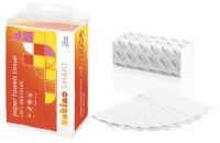 wepa Essuie-mains Smart, 240 x 230 mm, pli-V, extra blanc
