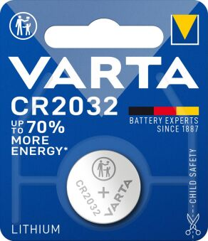 VARTA Pile bouton au lithium 'Electronics', CR2477, 3,0 Volt