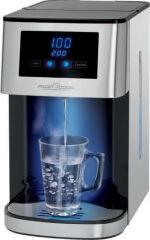 PROFI COOK Fontaine à eau chaude PC-HWS 1145, inox/noir