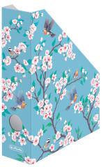 herlitz Porte-revues en carton ondulé Ladylike 'Birds', A4