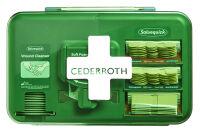 CEDERROTH Salvequick Lingettes nettoyantes, pack de 40