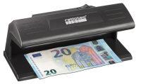 ratiotec Appareil détecteur de faux billets 'Soldi 120' noir