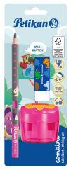 Pelikan Kit d'écriture combino, assorti, carte blister