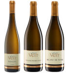 Veit Sélection dégustation-Riesling, Pinot Blanc&BlancdeNoir