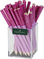 FABER-CASTELL Crayon graphite JUMBO GRIP TWO TONE