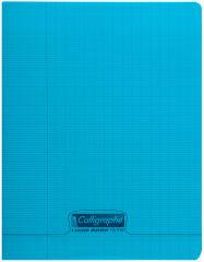 Calligraphe Cahier 8000 POLYPRO, 170 x 220 mm, bleu