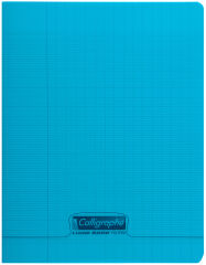 Calligraphe Cahier 8000 POLYPRO, 170 x 220 mm, rouge