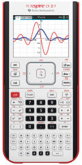 TEXAS INSTRUMENTS Grafikrechner TI-Nspire CX-II T