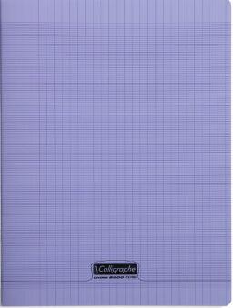 incolore 240 x 320 mm CALLIGRAPHE Lot de 5 Cahiers 8000 POLYPRO