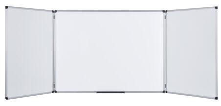 Bi-Office Tableau rabattable Trio 'Maya', 900 x 600 mm