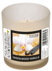 FLAVOUR by Gala Bougie parfumée, 'Vanilla'