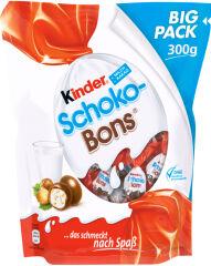 enfants Bonbon de chocolat Schoko-Bons, BIG PACK 300 g