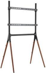 LogiLink Support pour téléviseur, 124,46 - 177,80 cm, noir