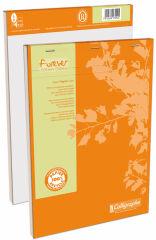 Calligraphe Bloc-notes Forever, A4, 200 pages, quadrillé 5/5