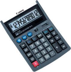 Canon Calculatrice de bureau TX-1210E, alimentation solaire