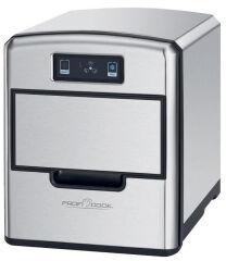 PROFI COOK Machine à glaçons PC-EWB 1187, argent