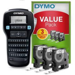 DYMO Étiqueteuse 'LabelManager 160' Value Pack